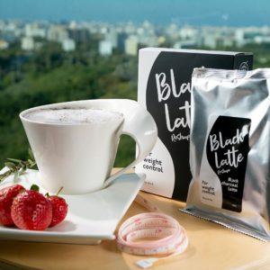 Black Latte – угольный кофе для похудения